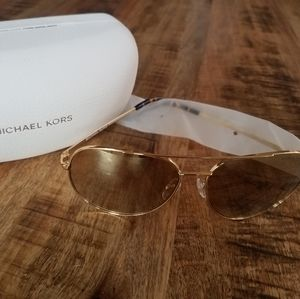 Michael Kors New Aviator Sunglasses